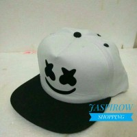 TOPI SNAPBACK MARSHMELLO - JASPIROW SHOPPING