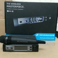 mic wireless sennheiser EW 135 G4 ( Single mic ) multi channel