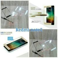 Jual tempered glass warna xiaomi redmi note 2 Murah