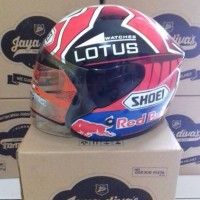 Helm Shoei Marques Moto Gp