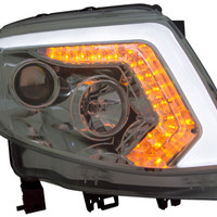 headlamp ford ranger 2012