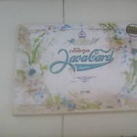Catalogue Java Card Signature - Album Blanko Undangan Mewah Modern