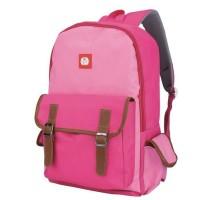 Tas anak wanita pink catenzoo/tas gendong anak murah Cjr original lucu