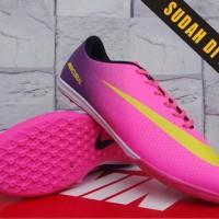 Sepatu Futsal Nike Mercurial Vapor IX Fireberry