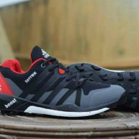 Adidas Terrex Boost Revolution Grey Red Premium