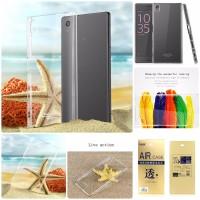 IMAK Crystal Case Premium Series Sony Xperia X Performance Original