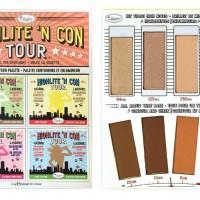 The Balm Highlite 'N Con Tour - Highlight & Contour Palette