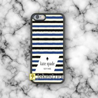 Kate Spade New York iPhone Rubber Case Softcase 4 4s 5 5s 5c 6 6s Plus