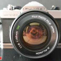 SLR FUJICA MPF 105X Analog (Bukan Digital)
