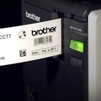 harga Brother Desktop Network Thermal Label And Barcode Printer Pt-9800pcn Tokopedia.com