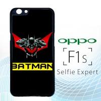 Batman Art Oppo F1s Selfie Expert Casing Premium Hardcase