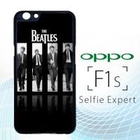 ARTWORK the beatles V1564 Oppo F1s Selfie Expert Casing Premium Hardca