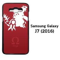 Pokemon Omega E0592 Samsung Galaxy J7 2016 Casing Premium Hardcase