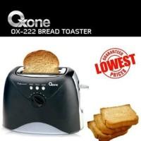 Oxone Bread Toaster Ox-222 Baru | Alat Pemanggang Roti Online Murah
