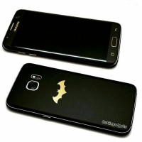 Jual Garskin Batman Black Gold Matte / Doff 3M USA original Murah