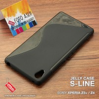 Sony Xperia Z4 Z3+ Plus Soft Jelly Silicon Casing Case Cover Softcase