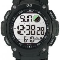 Jam Tangan Pria Q&Q QQ Original Digital Pria Outdoor Gear M119J001Y