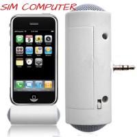 Mini Speaker Stereo For Smart Phone S5 S4 Note3 MP3 3.5mm