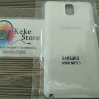 BackDoor Backcover Samsung Galaxy Note 3 Original / Tutup Baterai