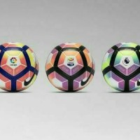 Bola Kaki Futsal Lapangan Besar BPL, La Liga, Serie A 16/17 Grade Ori