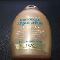 Organix Shampoo Moroccan Argan Creme (385ML) Original USA 100%