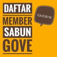 SABUN GOVE DAFTAR MEMBER
