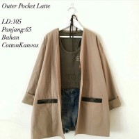 Outter Pocket Latte