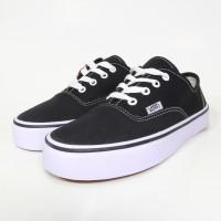 Sepatu Vans Authentic Hitam/Black Grade ORIGINAL