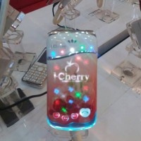 """HP I-Cherry C7 Flip Beautifull TV 2.4"""" (Bisa Buat Nonton Siaran TV)"""