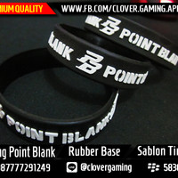 Gelang Point Blank || PB Garena Gaming Game Kaos Baju Jaket Hoodie