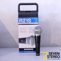 Samson R21S Cardioid Dynamic Microphone