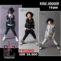 Celana Jogger Anak Laki Okechuku Kids Jo Size 7/8 Joger Pants Boys