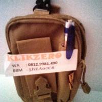 Sarung/Dompet/Pouch/Tas HP pinggang (impor)