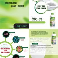 Menguras Septic Tank WC Penuh / Mampet Tanpa Sedot - BIOLET TOILET