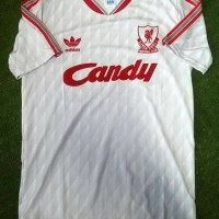 jersey retro grade AAA thailand liverpool candy blink away 1989 ss