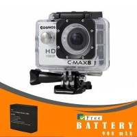 Jual Onix Cognos Action Camera 1080p OCTA C-MAX 8 - WIFI - 12MP Murah