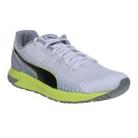 Puma Sequence v2 Men's Running Shoes - Puma White-Puma Black-Safet