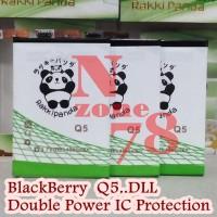 Baterai Blackberry Bb Q5 Rakkipanda Double Power Protection