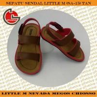 harga Sepatu Sendal Anak Little M (SA-15) TAN/COFFEE Tokopedia.com