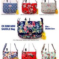 cath kidston 628# mini saddle bag