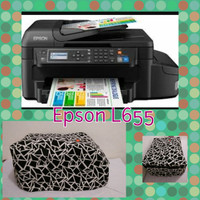 Epson L 555. L565, L550 Cover / Sarung Printer / Aksesoris Printer