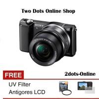 Sony Alpha 5000 16-50 mm Alpha ILCE A5000 16-50mm + Free UV Filter