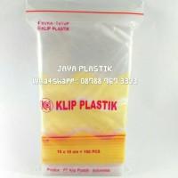 PLASTIK KLIP 10X15 CM TERMURAH