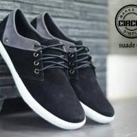 sepatu casual pria   sepatu semi formal   circle new 3 black f79a2dd934