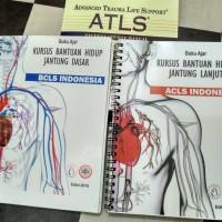 Buku paket ATLS, ACLS, dan BCLS Indonesia
