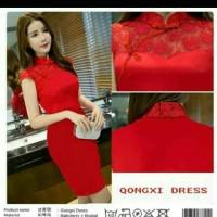 Harga gongxi dress kimora collections tanah | antitipu.com