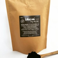 Wisdom Shop Takesumi Powder 500gr | Activated Bamboo Charcoal