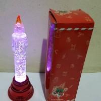 Jual Lilin Elektrik 7 Warna | Lilin Natal | Lampu Hias | Kado Murah