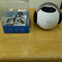 Speaker Portable Bluetooth Grace By Samsung ORi 100%