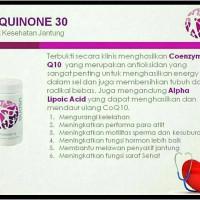 COQUINONE 30 (Coenzyme Q10 + Alpha lipoic Acid)